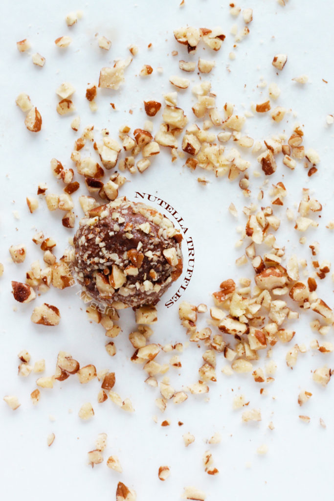 Nutella Truffles - URBAN BAKES
